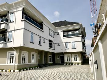 Luxury Three Bedroom Terrace with a Room Bq, Lekki Expressway, Lekki, Lagos, Terraced Duplex for Sale