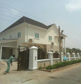 a Brand New 3 Bedroom Semidetached Duplex with a Bq, Peace Court Estate, Along The Expressway, Lokogoma District, Abuja, Semi-detached Duplex for Rent