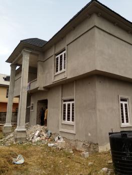 Lovely Uncompleted Duplex on Plot of Land, Jubrile Estate, Canaan Estate, Ajah, Lagos, Detached Duplex for Sale