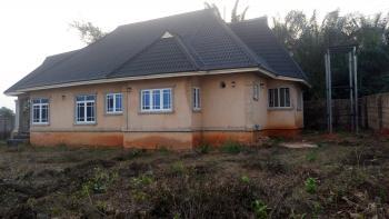 98 Percent Completed America Standard 3 Bedroom Bungalow, Ebo Gra, Benin, Oredo, Edo, Detached Bungalow for Sale