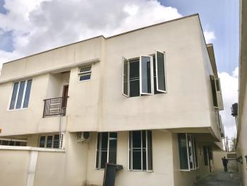 Four Bedroom Semi Detached House with a Room, Lekki Phase 1, Lekki, Lagos, Semi-detached Duplex for Rent
