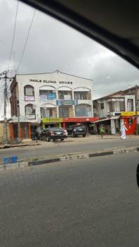 Commercial Two Storey Building on a Corner Piece, Aguda, Ogba, Ikeja, Lagos, Plaza / Complex / Mall for Sale