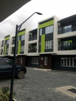 5 Bedroom Terrace Duplex with Bq, Left Side, Lekki Phase 1, Lekki, Lagos, Terraced Duplex for Sale