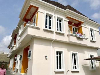 Three Bedroom Terrace with a Room Bq Lekki Right, Lekki Phase 1, Lekki, Lagos, Detached Duplex for Sale