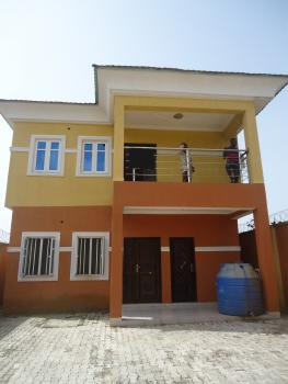 Fantastically Designed and Affordable Block of 2 Bedroom Flats with a Large Compound Plus a Self Contain Foundation Behind, Eputu, Ibeju Lekki, Lagos, Block of Flats for Sale
