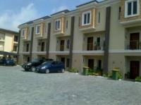 Brand New House, Osapa, Lekki, Lagos, Terraced Bungalow for Sale