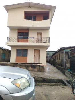 2-storey Building of 6no. 3-bedroom Flats with Car Park, Okokomaiko, Ojo, Lagos, Block of Flats for Sale