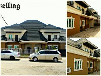 4-bedroom Semi-detached Duplex in an Estate with Excellent Facilities, River Park Estate, By Airport Road, Lugbe District, Abuja, Semi-detached Duplex for Sale