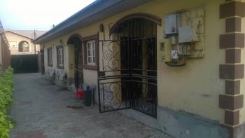 3 Bedroom Bungalow, All Rooms En Suite, Phase 1, Magodo, Lagos, Detached Bungalow for Rent