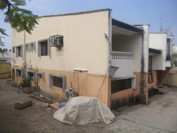 Old 6 Bedrooms, Maitama District, Abuja, Detached Duplex for Rent