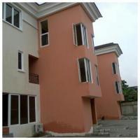 Luxury 3 Bedroom Duplex Maisonette Adaba Mews, , Yaba, Lagos, 3 Bedroom House For Rent