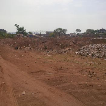 Vacant & Highly Located Piece of Residential Landuse( Buildable), Behind Aduive International School, Near Abc Cargo Transport, Jahi, Abuja, Residential Land for Sale