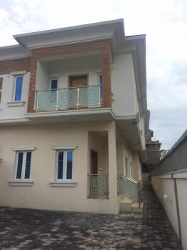 5 Bedroom with Boys Quarter (brand New), 4th Roundabout, Ikate Elegushi, Lekki, Lagos, Semi-detached Duplex for Sale