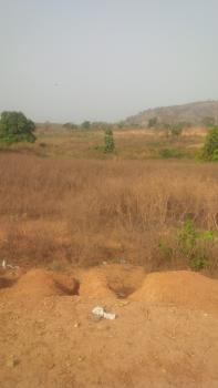 46 Hectares of Land, After Bwari Area, Along Scc Construction Company Road Kagarko Local Government Area, By Gami Town,the Land Is Located By The Express Road Side 10 Munite Drive From Bwari to The Location, Kagarko, Kaduna, Industrial Land for Sale