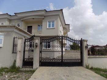 Semi Detached 4 Bedroom Duplex with Very Large Parking Space, Eden Garden Estate, Ajah, Lagos, Semi-detached Duplex for Rent