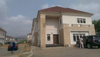 Well Finished and Serviced 5 Bedrooms Detached Duplex with Bq in a Highly Secured Estate, Maitama Extension, Maitama District, Abuja, Detached Duplex for Rent