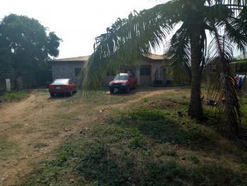 Massive 5 Bedroom Bungalow on 2 Plots of Land, Ogotedo Estate, Close  to Ambassadors College, Ado-odo/ota, Ogun, Detached Bungalow for Sale