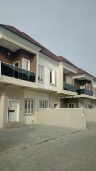 Newly Built 4 Bedroom Semi-detached Duplex with a Maids Room, Orchid Hotel Road, Ikota Villa Estate, Lekki, Lagos, Semi-detached Bungalow for Sale