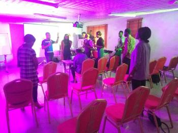 Hall Rental, 7, Razak Balogun Street, Adeniran Ogunsanya, Surulere, Lagos, Conference / Meeting / Training Room for Rent