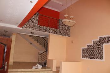 4 Bedroom Semi Detached House with Bq #4.5m, Pinnock Beach Estate, Jakande, Osapa, Lekki, Lagos, Semi-detached Duplex for Rent