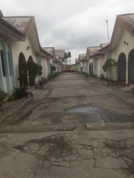 a Detach 8 Nos. 3 Bedroom Bungalow, Stadium Road, Boibu-oromerizemgbu, Port Harcourt, Rivers, Detached Bungalow for Sale