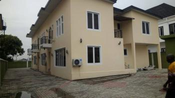 New 3 Bedrrom Terrace with Boys Quarters, Agungi, Lekki, Lagos, Terraced Duplex for Rent