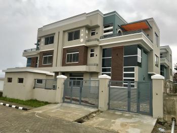 Contemporary Five Bedroom Semi Detached House, Ikate Elegushi, Lekki, Lagos, Semi-detached Duplex for Sale