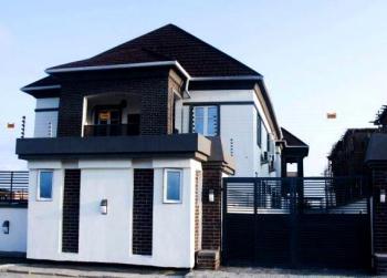 Newly Built, Spacious and Super Luxury 5 Bedroom Detached Duplex with Bq, New Road, Igbo Efon, Opposite Chevron, Idado, Lekki, Lagos, Detached Duplex for Sale