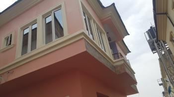 Well Finished 5-bedroom Fully Detached House with Bq, Chevy View Estate, Lekki, Lagos, Detached Duplex for Rent