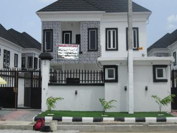 5 Bedroom Semi-detached Duplex with Good Finishing, Opposite Agungi, Ologolo, Lekki, Lagos, Detached Duplex for Sale