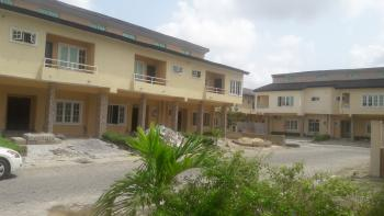 a New & Well Finished 4 Bedroom Cornerpiece Terrace, Phase 3, Behind Lagos Business School, Lekki Gardens Estate, Ajah, Lagos, Terraced Duplex for Rent