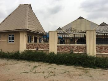 Luxury 4 Bedroom Bungalow with Excellent Facilities, Okinni, Osogbo, Osun, Terraced Bungalow for Sale