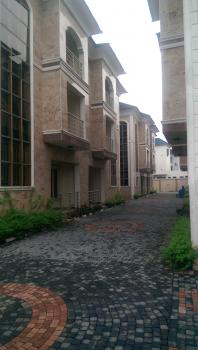 Luxury Marbled 4 Bedroom Terrace+ 1 Maid Quarters, Parkview, Ikoyi, Lagos, Terraced Duplex for Sale