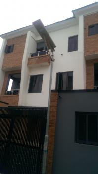 Well Built 4 Bedroom Terrace+ 1 Maid Quarters Parkview. Ikoyi, Parkview, Ikoyi, Lagos, Terraced Duplex for Sale