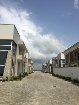 Waterfront 4 Bedroom Duplex, Osborne, Ikoyi, Lagos, Detached Duplex for Rent