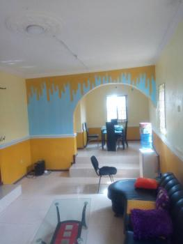 5 Bedroom Duplex All Tiles Floor with a Dinning Space, Baruwa, Ipaja, Lagos, Flat for Sale