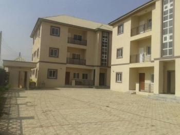 Beautifully Caved 12 Units of 2 Bedroom Flats, Six Units Each of Two Block Same Compound with Modern Facilities, Aco Estate, About 1-2minutes Drive to Airport Express Road, Lugbe District, Abuja, Block of Flats for Sale