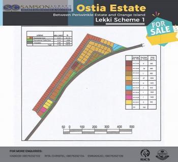 11 Hectares of Land, Ostia Estate, Lekki, Lagos, Mixed-use Land for Sale