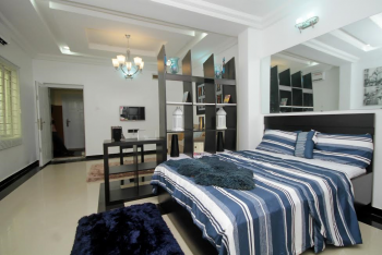 Studio Apartment, Off Elegushi Beach Road, Lekki Phase 1, Lekki, Lagos, Mini Flat Short Let