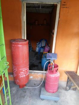 Cooking Gas Retail Shop, College Road, Iju-ishaga, Agege, Lagos, Shop Joint Venture