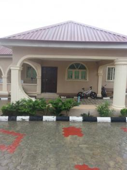 Tastefully Finished 4-bedroom Bungalow + 2 Units of Self-contained Room and Parlour and a Unit of a Self-contained Single Room, Close to Comodore Hotel, Elebu, Off Akala Expressway, Ibadan, Oyo, Detached Bungalow for Sale