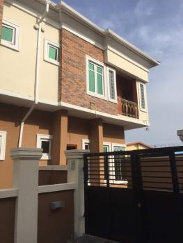 4 Bedroom Detached House with Bq, Ologolo, Lekki, Lagos, Detached Duplex for Sale