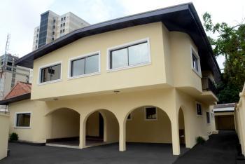 5 Bedroom Fully Detached Duplex Plus 2 Room Bq, Agodogba Street, Parkview, Ikoyi, Lagos, Detached Duplex for Rent