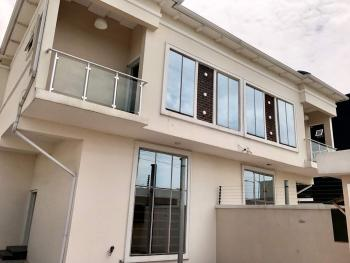 Brand New 4 Bedroom Semi Detached House with a Room Bq, Ikate Elegushi, Lekki, Lagos, Semi-detached Duplex for Rent