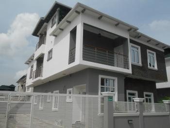 Brand New 5 Bedroom Fully Detached House with a Room Bq, Ikate Elegushi, Lekki, Lagos, Detached Duplex for Sale
