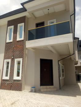 Brand New 4 Bedroom Duplex, Chevron Axis, Lekki Expressway, Lekki, Lagos, Semi-detached Duplex for Rent