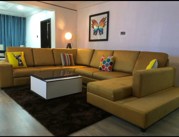 3 Bedroom Luxury Apartment, Banana Island, Ikoyi, Lagos, Flat Short Let