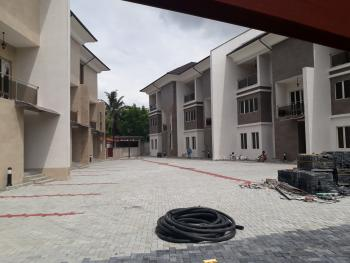 Newly Completed Luxury 8nos 4bedroom Terrace Houses + 2 Room Domestic House +swimming Pool+ Gym, Off Bourdillion Road, Off Queens Drive, Old Ikoyi, Ikoyi, Lagos, Terraced Duplex for Rent