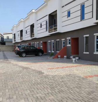 Brand New 3 Bedroom Duplex with Bq, Chevron, Chevy View Estate, Lekki, Lagos, Terraced Duplex for Sale