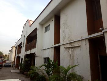 1200sqm with Block of Flats and Bungalow, Parakuo Crescent, Wuse 2, Abuja, Mini Flat for Sale